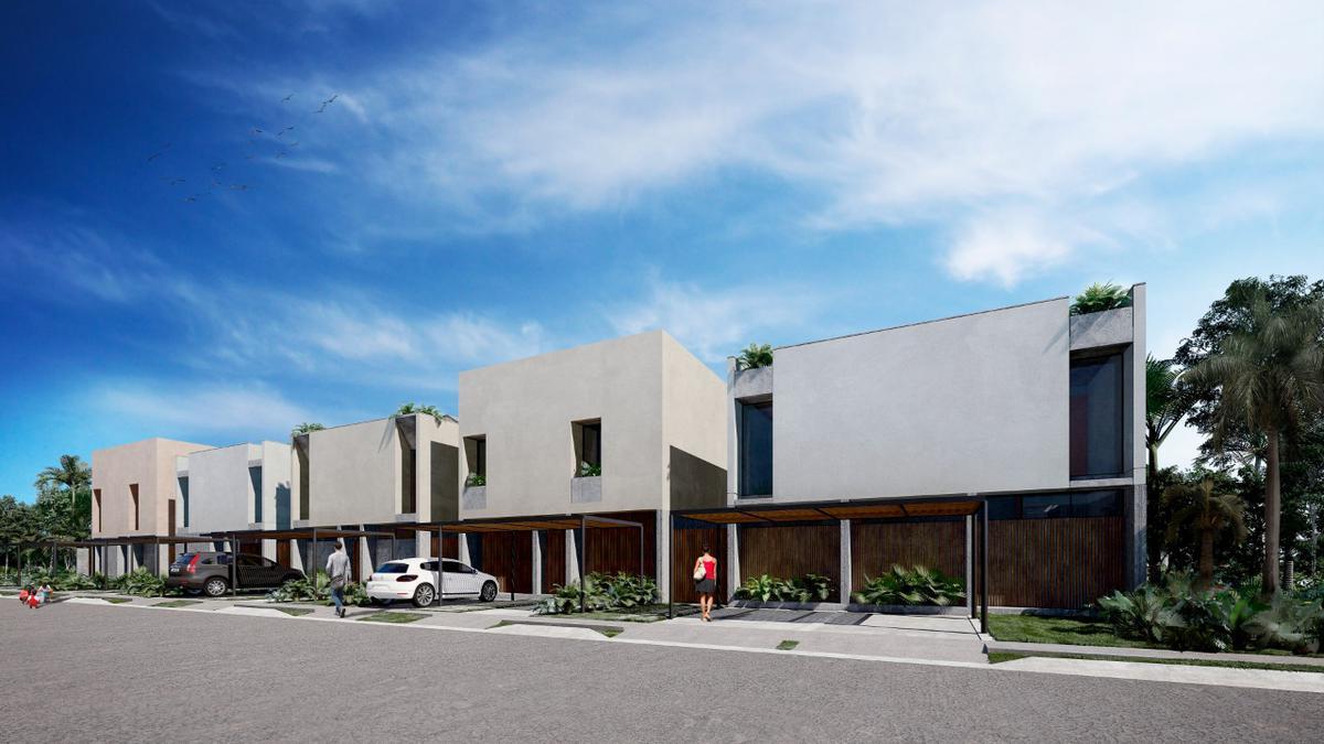 Foto Casa en Venta en  Residencial Cumbres,  Cancún  VILLA EN PREVENTA EN CANCUN EN VIA CUMBRES
