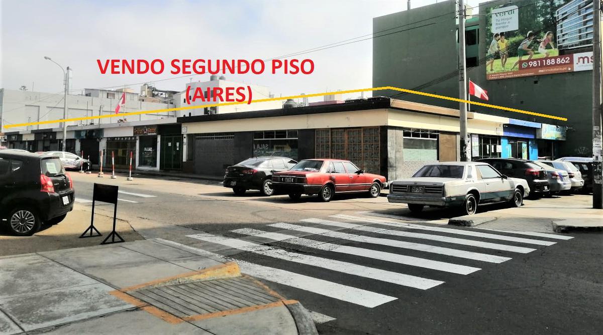Foto Terreno en Venta en  Pueblo Libre,  Lima  Av. José Leguía 1087