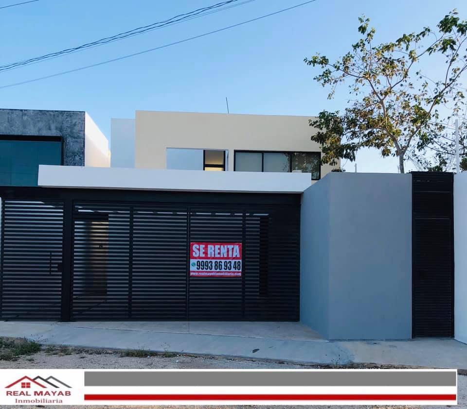 Foto Casa en Renta en  Temozon Norte,  Mérida  Rento bella residencia en el fraccionamiento temozon norte