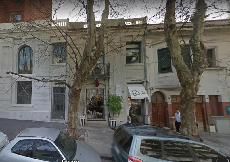 Foto Casa en Venta en  Pocitos ,  Montevideo  Scosería y Ellauri - CON RENTA!