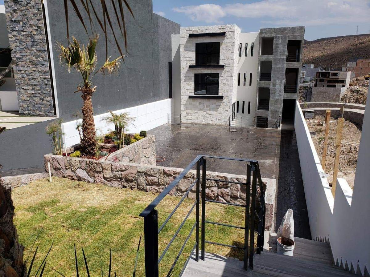 Foto Departamento en Venta en  Lomas del Pedregal,  San Luis Potosí  CIRCUITO DEL PEDREGAL 66, FRACC. LOMAS DEL PEDREGAL