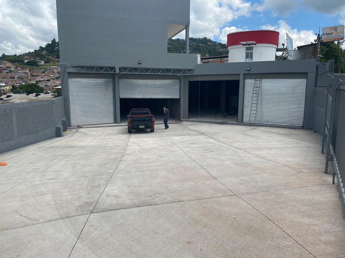 Foto Bodega Industrial en Venta en  Residencial Honduras,  Tegucigalpa  Bodega en Venta ubicada camino a Unitec, Tegucigalpa