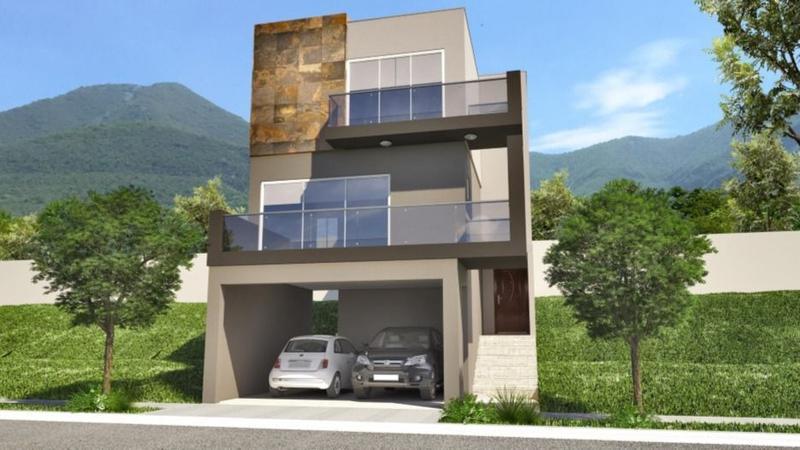 Foto Casa en Venta en  Paseo del Vergel,  Monterrey  CASA EN VENTA PRIV. GAUDI C. NACIONAL