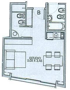 Foto Departamento en Alquiler temporario en  Palermo Soho,  Palermo  Temporario - SERRANO entre VEGA NICETO y CABRERA, JOSE ANTONIO