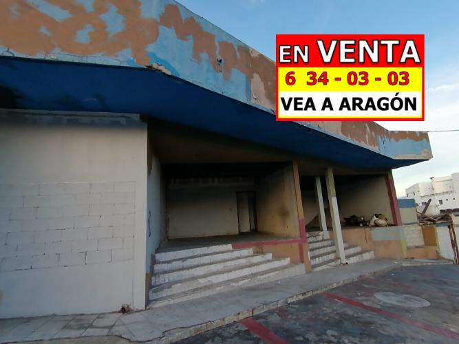Foto Local en Venta en  Zona Centro,  Tijuana  VENDEMOS EDIFICIO ABANDONADO MUY CÉNTRICO PARA HOSPITAL ó ESCUELA, ETC.