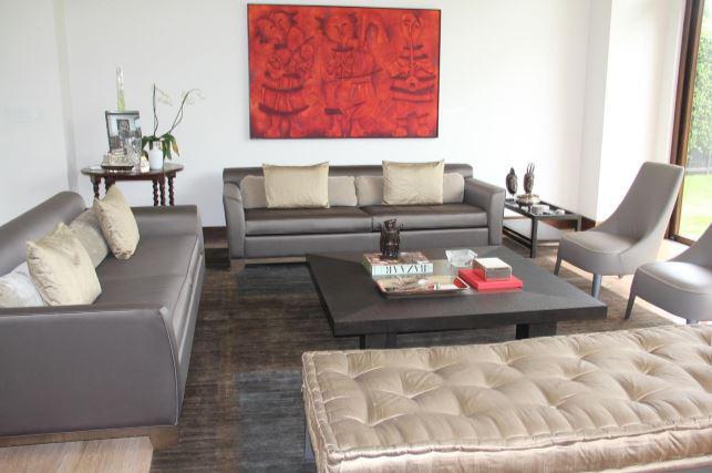 Foto Casa en condominio en Venta en  Piedades,  Santa Ana  Rio de Oro/ 4 habitaciones/ Lujosa/ Espaciosa/ Iluminada/ Confort