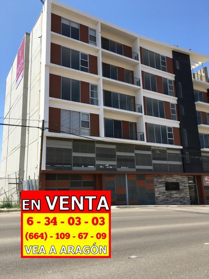 Foto Departamento en Venta en  Guadalupe Victoria,  Tijuana  VENTA DE PRECIOSO DEPARTAMENTO  NUEVO EN 4TO NIVEL CON TERRAZA