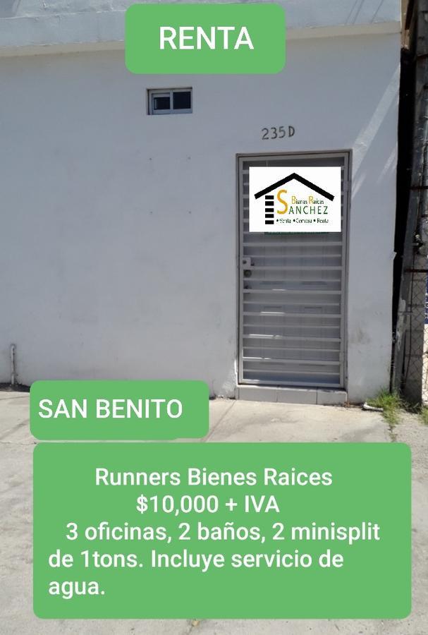 Foto Oficina en Renta en  San Benito,  Hermosillo  OFICINA EN RENTA EN COLONIA SAN BENITO