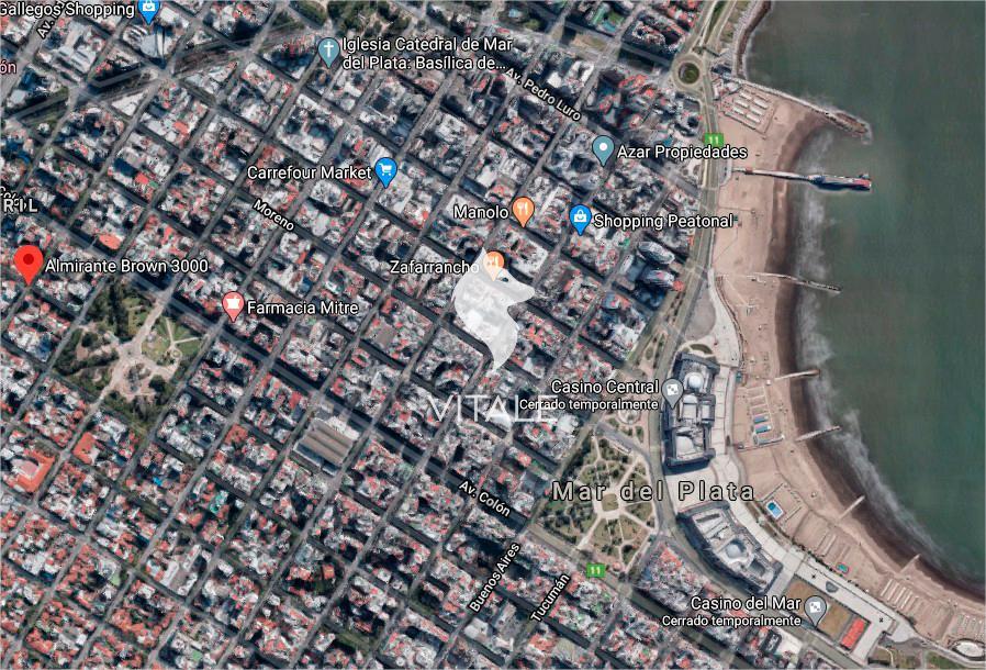 Foto Terreno en Venta en  Plaza Mitre,  Mar Del Plata  Almirante Brown al 3000