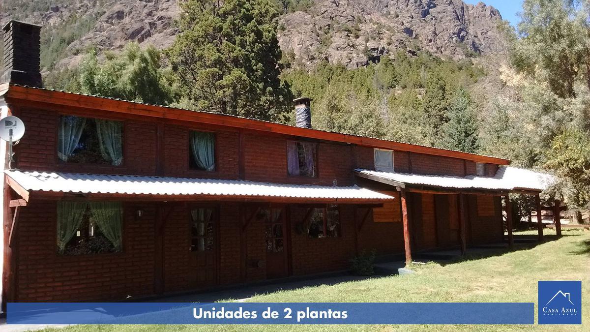 Foto Casa en Alquiler en  Villa Lago Gutierrez,  San Carlos De Bariloche  Casa Azul Ruta 82  N°01