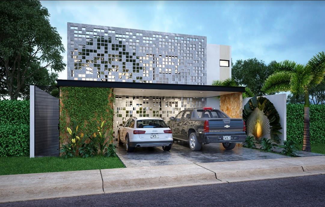 Foto Casa en Venta en  Conkal ,  Yucatán  Casa en venta en Privada Tamora en Conkal, Amplios y cómodos espacios