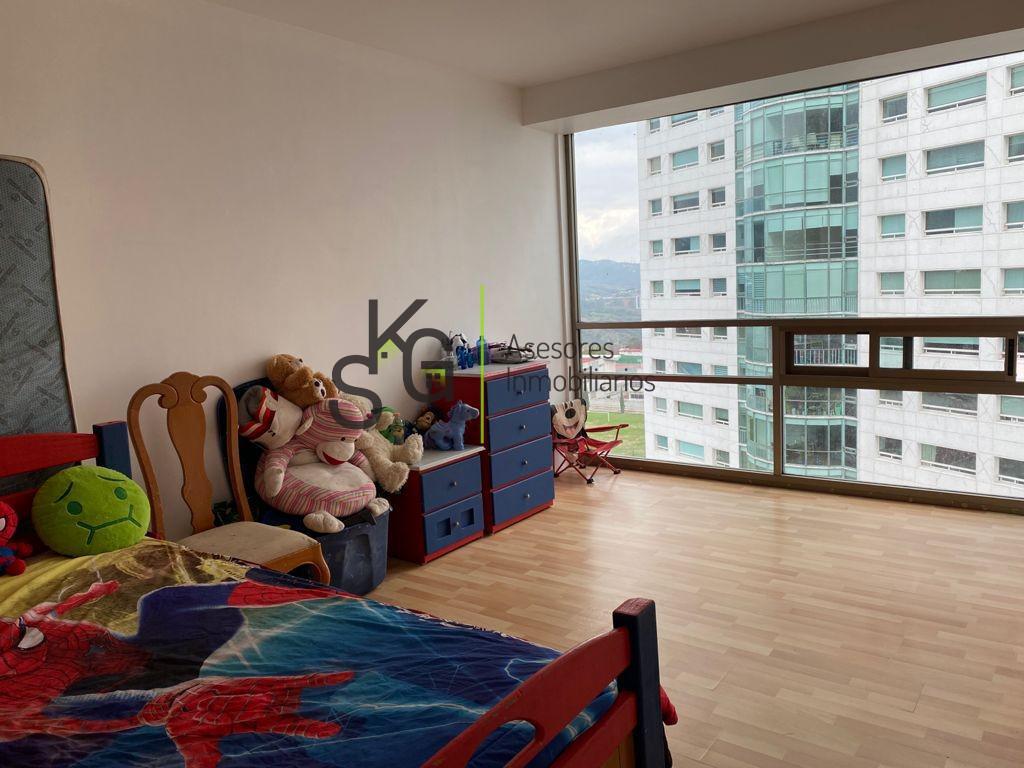 Foto Departamento en Renta en  Jesús del Monte,  Huixquilucan  SKG Asesores Inmobiliarios Renta Departamento en Jesus del Monte, en Exclusivo Residencial, Interlomas