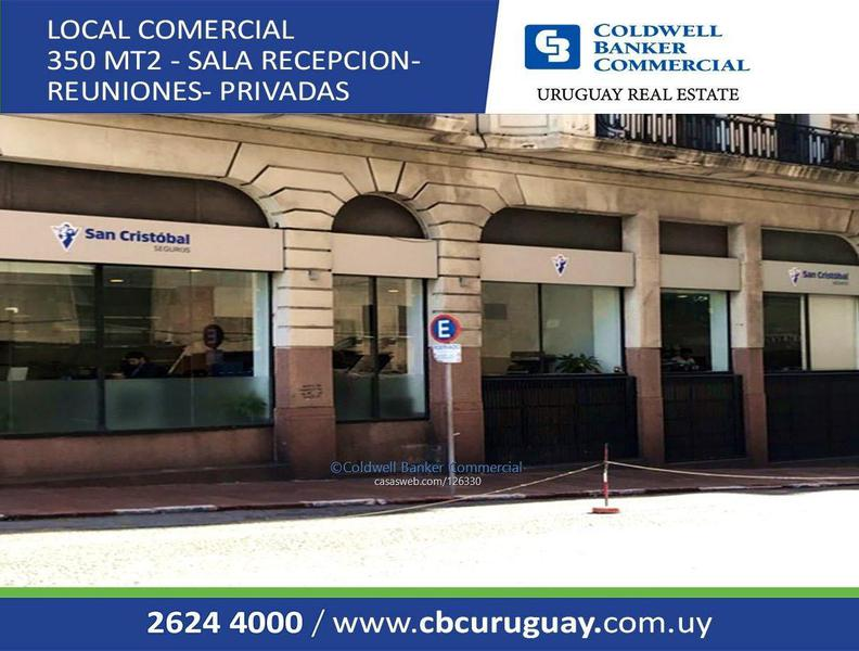 Foto Local en Alquiler en  Ciudad Vieja ,  Montevideo  Ciudad Vieja