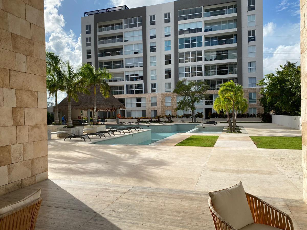 Foto Departamento en Renta en  Residencial Cumbres,  Cancún  Residencial cumbres altura