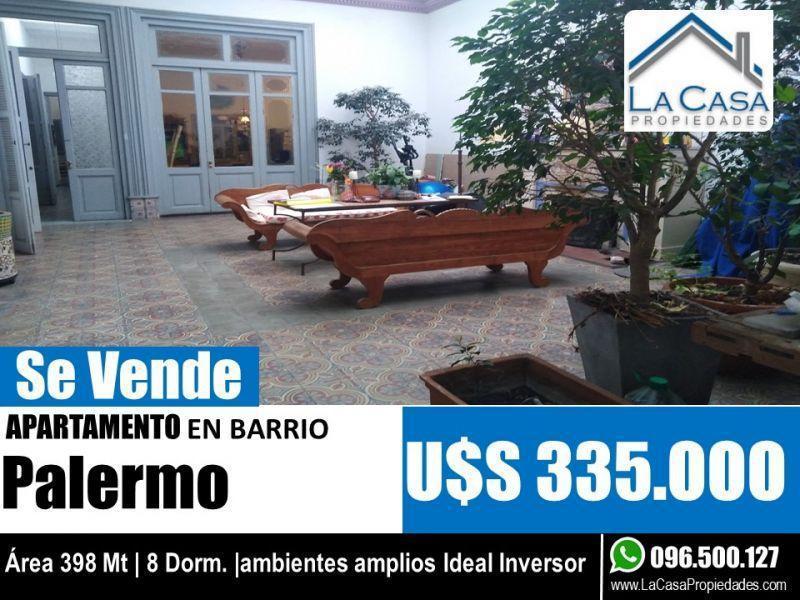 Foto Apartamento en Venta en  Palermo ,  Montevideo  DURAZNO 1300