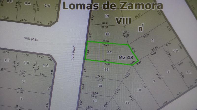 Foto Casa en Venta en  Turdera,  Lomas De Zamora  PUIG al 300