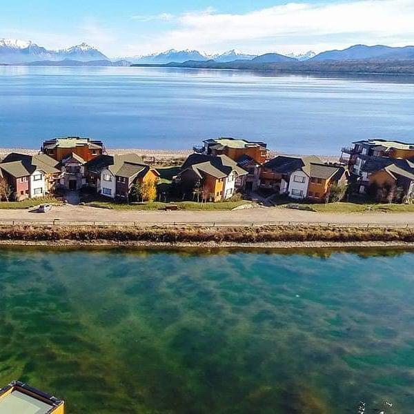 Foto Departamento en Venta en  Dina Huapi,  Bariloche  Departamento con costa de Lago