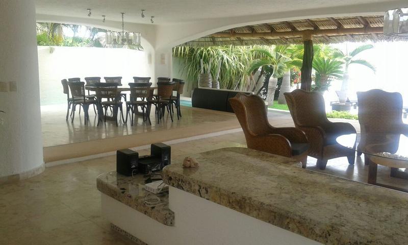 Foto Casa en Renta temporal en  Unidad habitacional Club Residencial las Brisas,  Acapulco de Juárez  Renta de Villa por dia  en las Brisas Acapulco