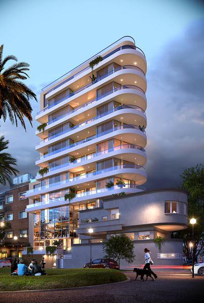 Foto Departamento en Alquiler en  Punta Carretas ,  Montevideo  A estrenar apartamento frente al Golf