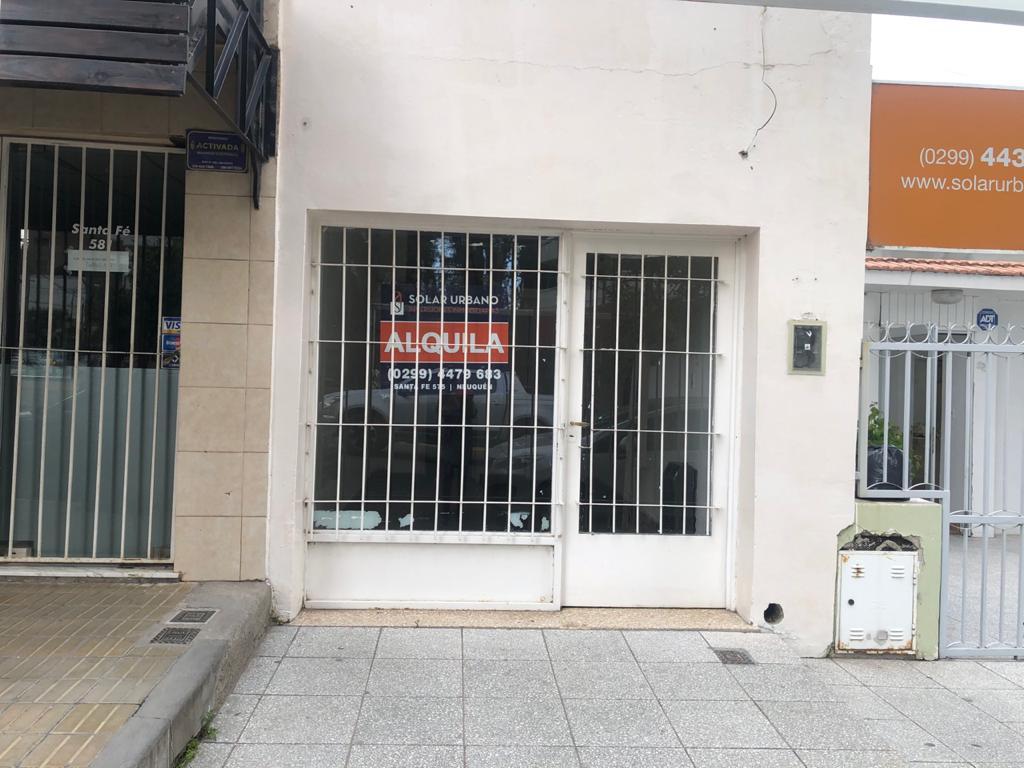 Foto Local en Alquiler en  Neuquen,  Confluencia  Santa Fe al 500