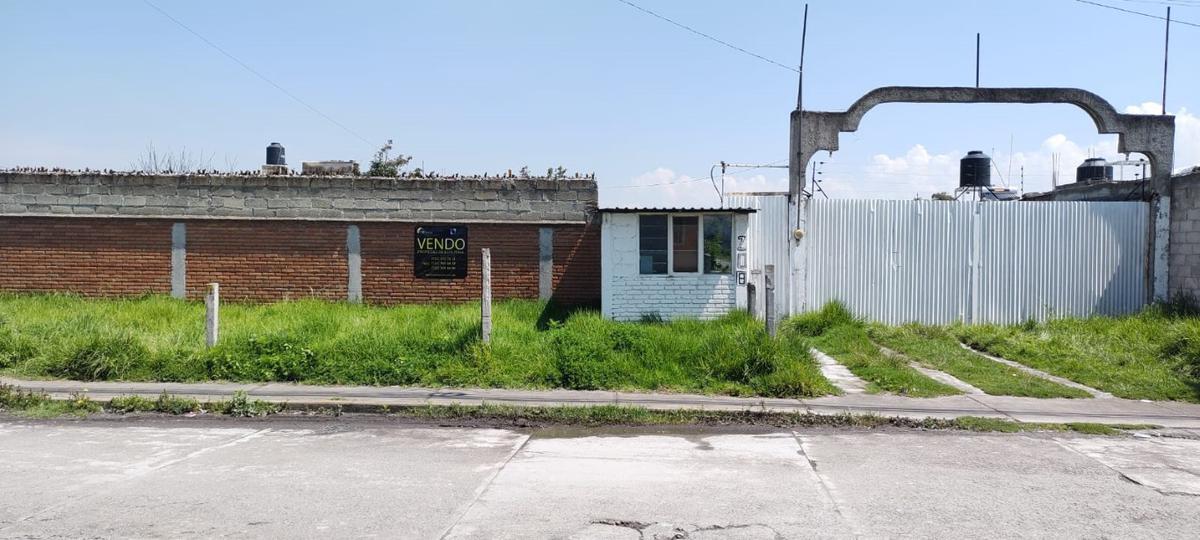Foto Terreno en Venta en  San Pedro Totoltepec,  Toluca  TERRENO Y CONSTRUCCIÓN EN VENTA O RENTA PARA INVERSIÓN EN SAN PEDRO TOTOLTEPEC, TOLUCA