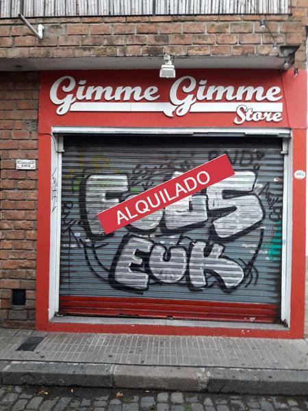 Foto Local en Alquiler en  Palermo Soho,  Palermo  Sta. Rosa al 4900
