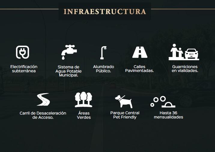Foto Terreno en Venta en  Conkal ,  Yucatán  Lotes Urbanizados en Venta en Conkal, Lotes Residenciales