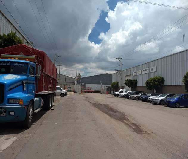 Foto Bodega Industrial en Renta en  San Jerónimo Caleras,  Puebla          RENTA DE BODEGA, PARQUE INDUSTRIAL 900 M2,  AUTOPISTA  MÉXICO  PUEBLA
