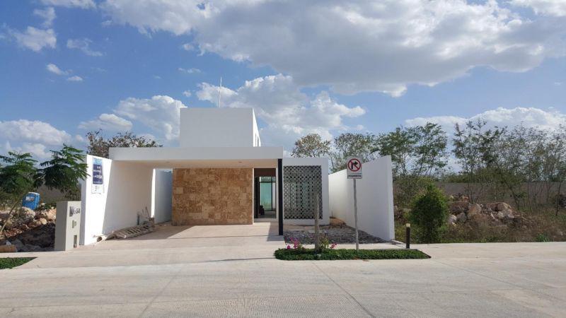 Foto Casa en condominio en Renta en  Conkal ,  Yucatán  Arborea Casa de lujo en Mérida