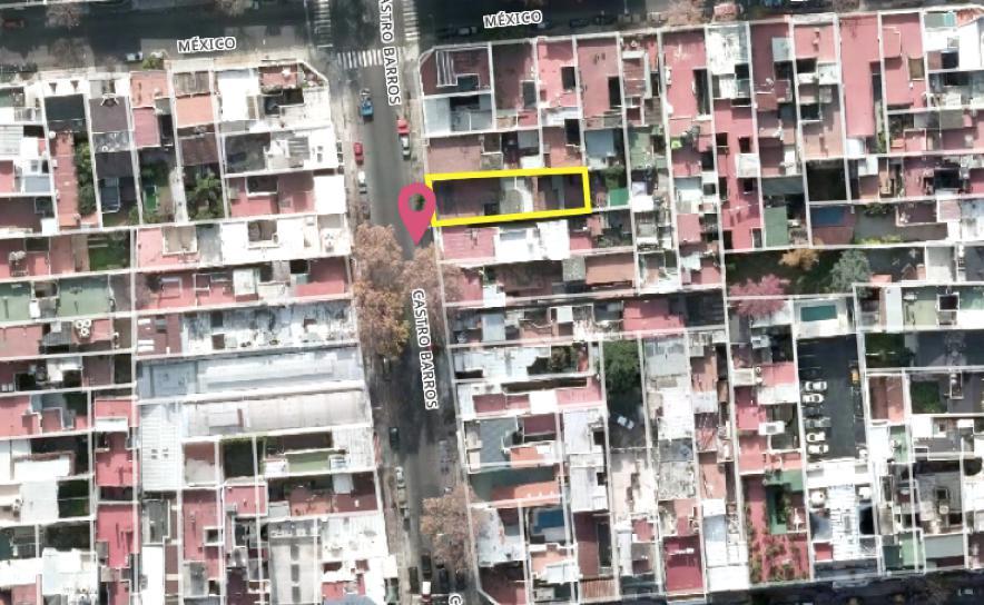 Foto Terreno en Venta en  Almagro ,  Capital Federal  Castro Barros al 700