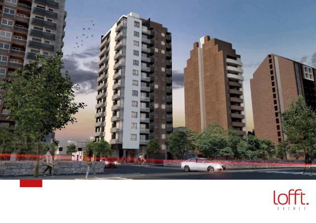 Foto Departamento en Venta en  Guemes,  Cordoba Capital  Marcelo T de Alvear al 900