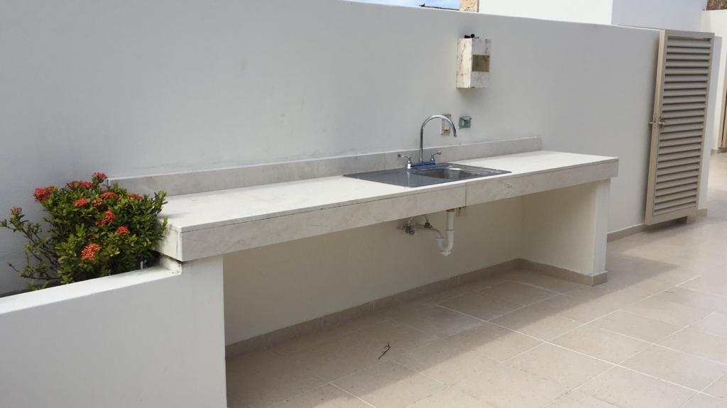 Foto Departamento en Renta | Renta temporal en  Aldea Zama,  Tulum  Hermosa PH en Aldea Zama con jacuzzi privada