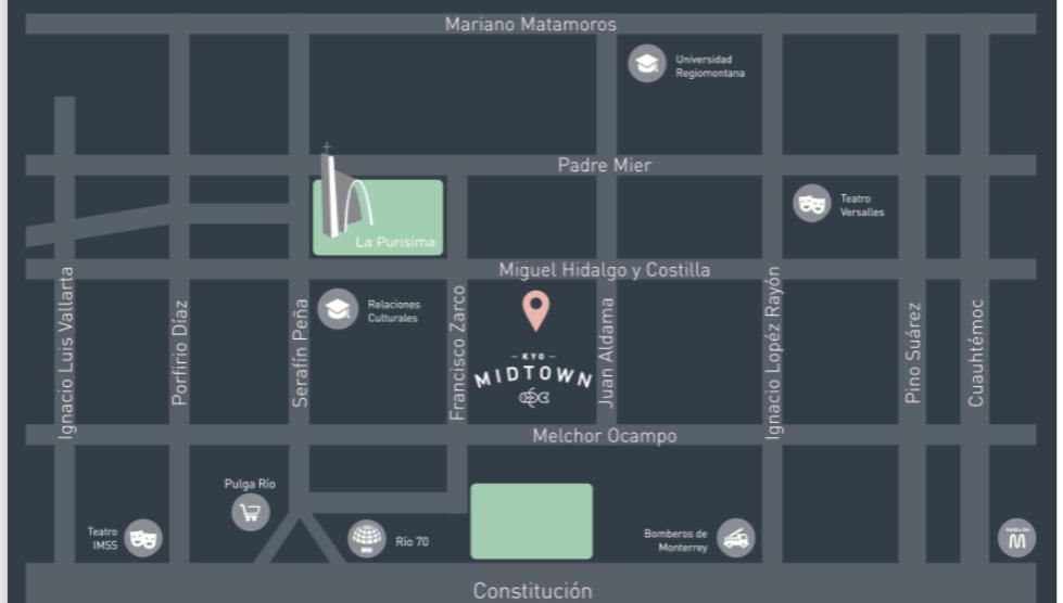 Foto Departamento en Renta en  Monterrey Centro,  Monterrey  Torre KYO