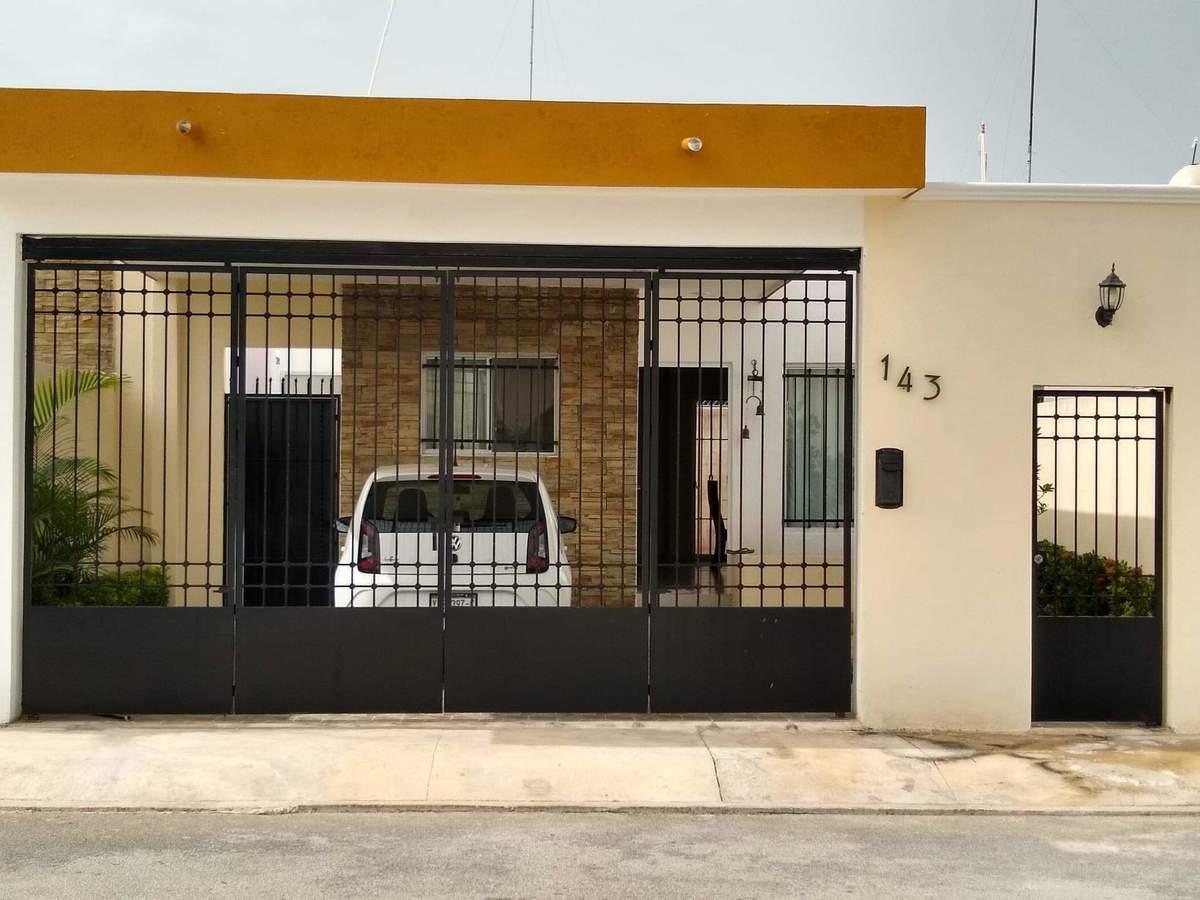 Foto Casa en Renta en  Gran San Pedro Cholul,  Mérida  COMODA CASA EN GRAN SAN PEDRO CHOLUL