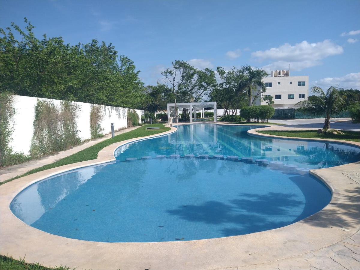 Foto Casa en Renta en  Solidaridad ,  Quintana Roo  Lunamar casa amueblada 3 recámaras en renta