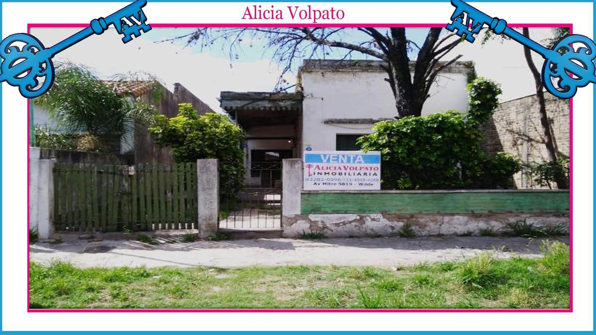 Foto Terreno en Venta en  Villa Dominico,  Avellaneda  EL SALVADOR al 100