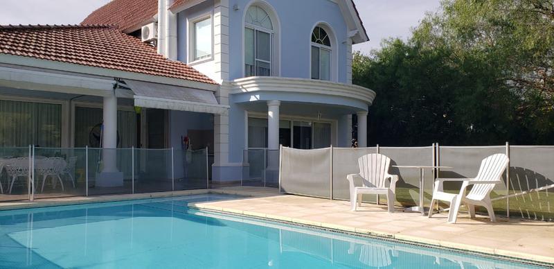 Foto Casa en Alquiler en  Saint Thomas,  Countries/B.Cerrado  St Thomas Sur - Hermosa casa con pileta climatizada