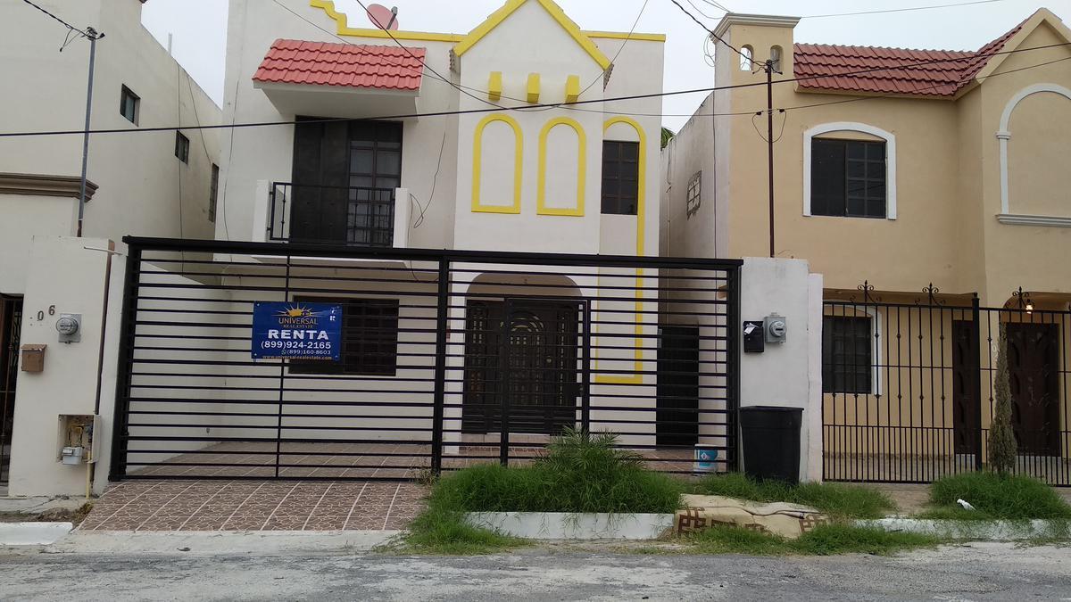 Foto Casa en Renta en  Colinas Del Pedregal,  Reynosa  Colinas Del Pedregal