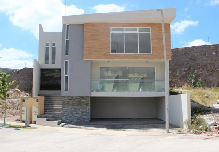 Foto Casa en Venta en  San Luis Potosí ,  San luis Potosí  CASA EN VENTA EN RESIDENCIAL DEL ROBLE, SAN LUIS POTOSI