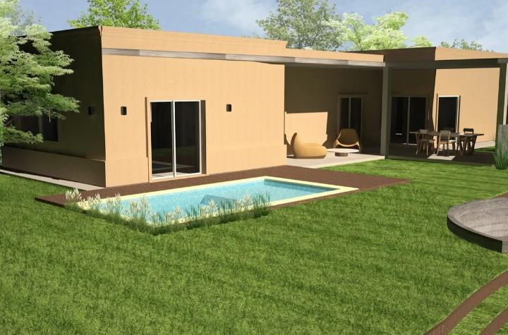 Foto Casa en Venta en  Pilar Del Este,  Countries/B.Cerrado (Pilar)  Panamericana km.46