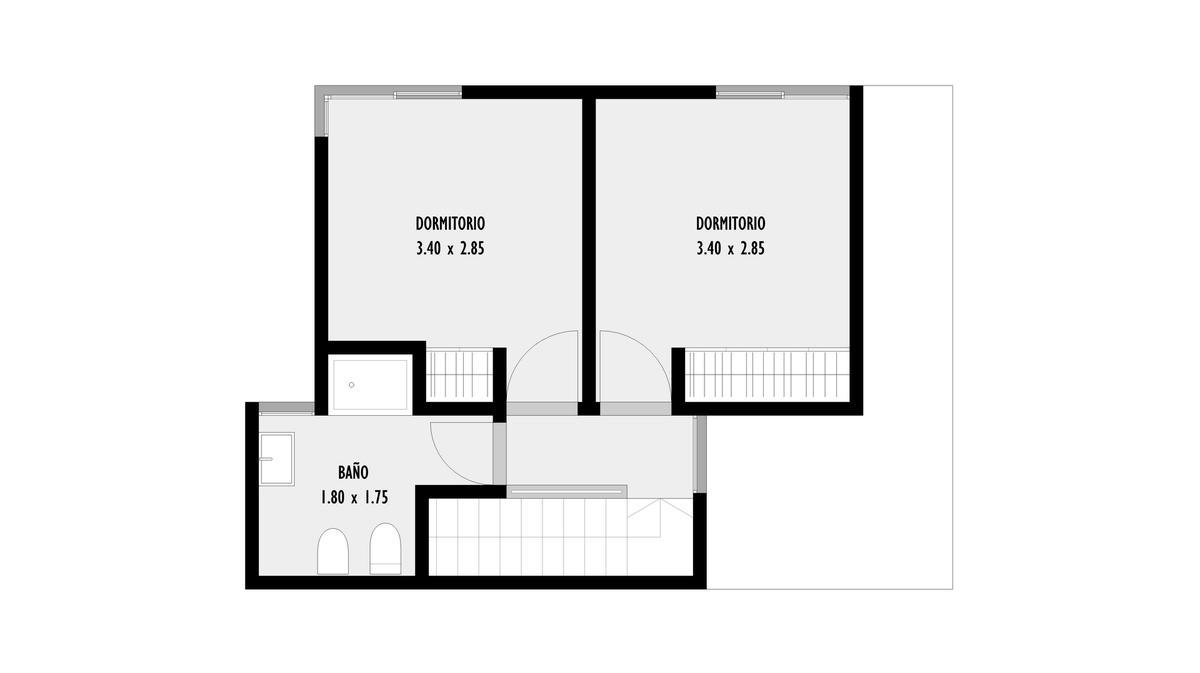 Foto Casa en Venta en  City Bell,  La Plata  443bis n° 3562 entre 30 y 31