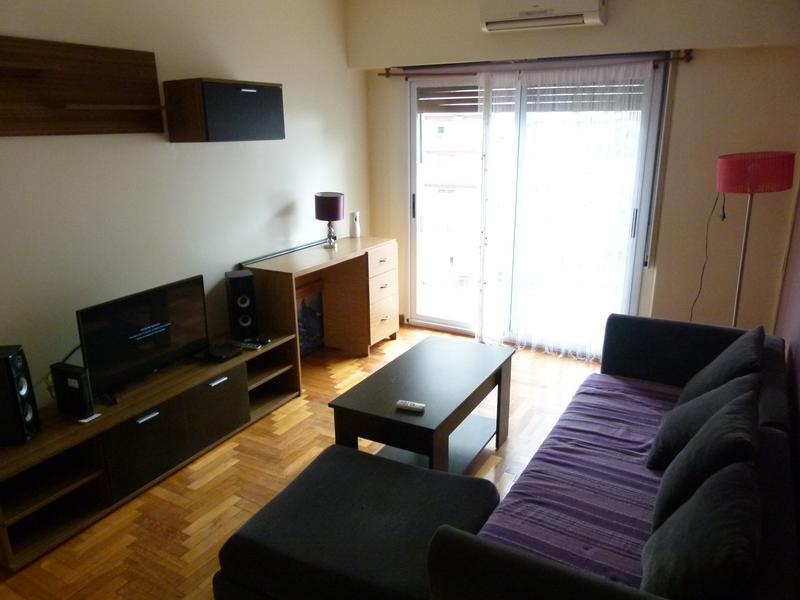Foto Departamento en Alquiler temporario en  Palermo ,  Capital Federal  Bonpland al 2300, esquina Charcas.