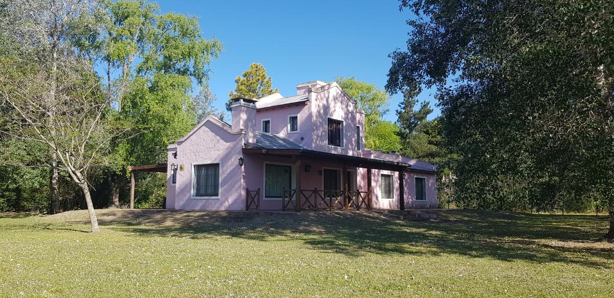 Foto Casa en Venta en  Capilla Del Señor,  Exaltacion De La Cruz  Bº  Martín Fierro (3.750 mts2 de lote)