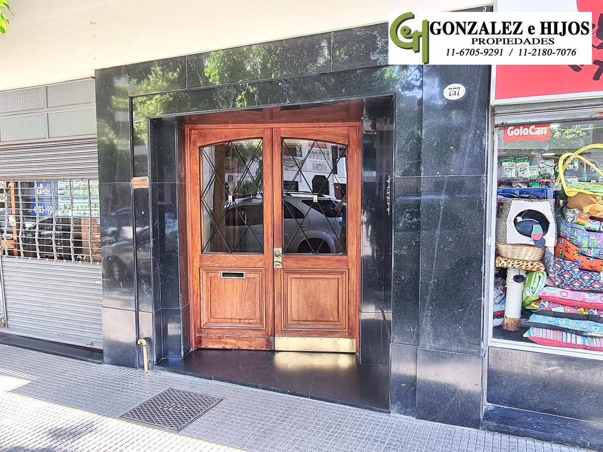 Foto Departamento en Venta en  Caballito ,  Capital Federal  Alberdi 757 3piso depto 7