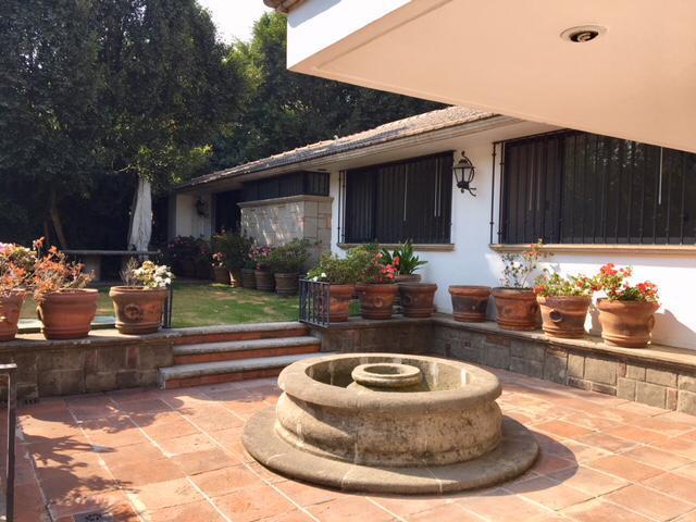 Foto Casa en Renta en  Bosques de las Lomas,  Cuajimalpa de Morelos  Casa en renta en cerrada en Bosques de las Lomas
