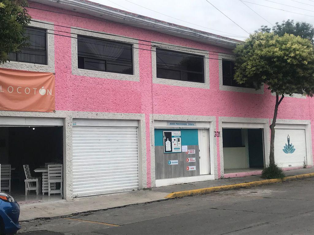 Foto Local en Renta en  Federal (Adolfo López Mateos),  Toluca  Revolución de al 1900