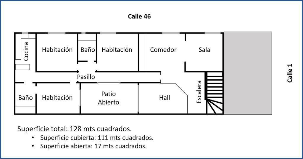 Foto Departamento en Venta en  La Plata,  La Plata  Calle 46 entre Avenida 1 y 115