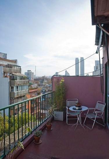 Foto Departamento en Alquiler temporario en  Palermo Soho,  Palermo  Gurruchaga y Soler (sc)
