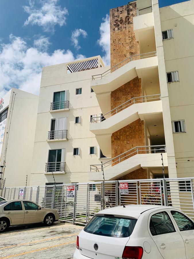 Foto Departamento en Venta en  Supermanzana 13,  Cancún  DEPARTAMENTO  EN VENTA EN CANCUN EN SUPERMANZANA 13 EN SOLE