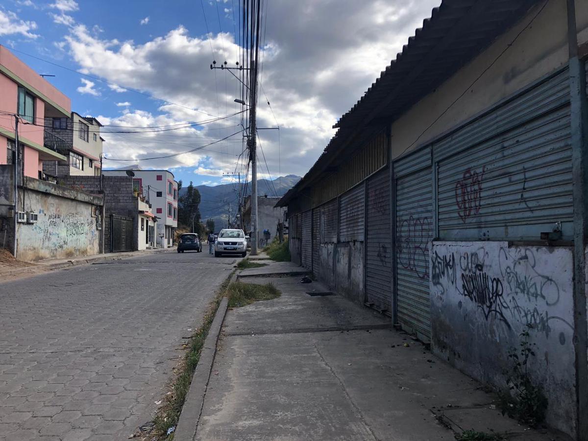 Foto Terreno en Venta en  Amagasí,  Quito    Venta Amagasi del Inca, Ideal Constructores 3.796m2